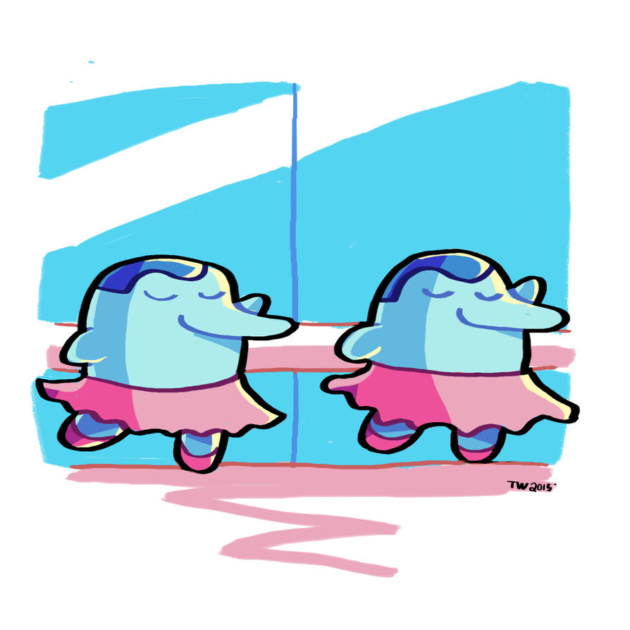 Ginjirotchi Ballet by abyssalCompiler