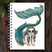 Mermaid drawcember