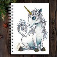 unicorn drawcember