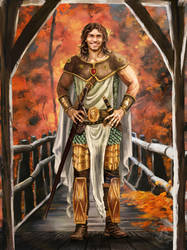 Caramon - the Hero