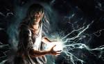 Dalamar's spell