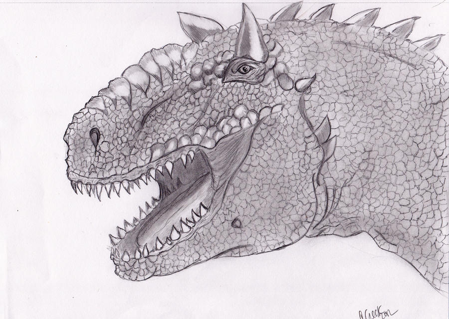 T-Rex by BamaBelle2012