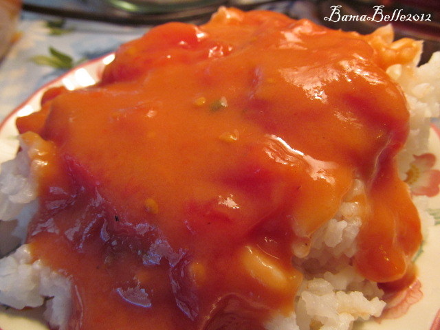 Quick and Easy Tomato Gravy by BamaBelle2012