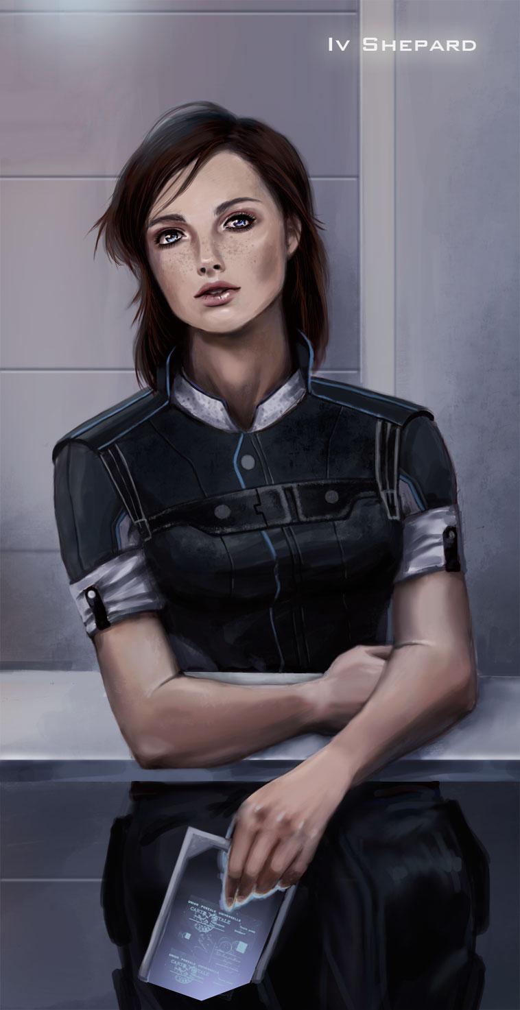Shepard by DemiSir