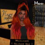 Michelleween ( Halloween Hair )