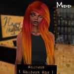 Kellyween ( Halloween Hair )