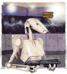B1 Federation Droid by p-r-i-a-p-u-s
