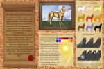 Kaledorian Warmblood - Breed sheet by Efirende