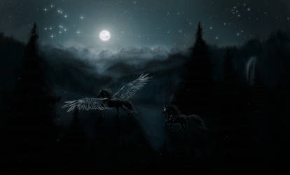 Breeding - Stars and Moon