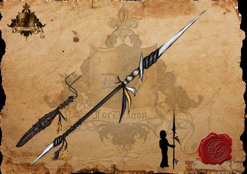 *FHS Weapon* - Bonestrike spear