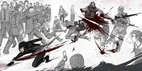 Osprey by ViolentQuiche
