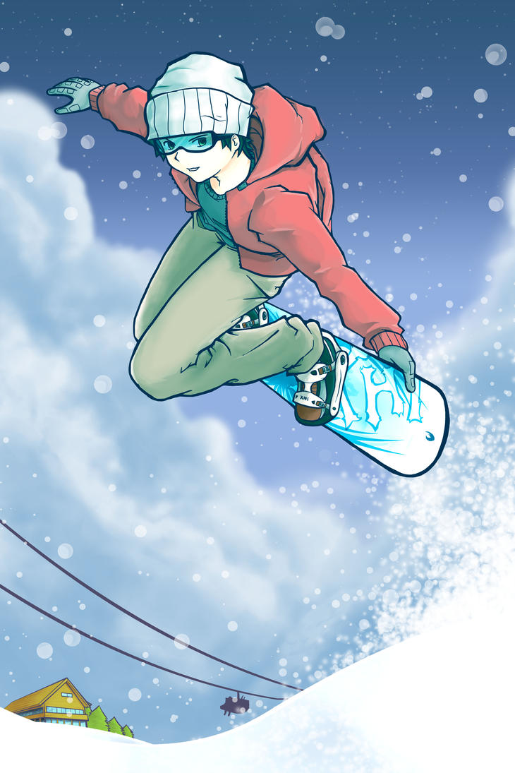 Snow Guy By XHI On DeviantArt