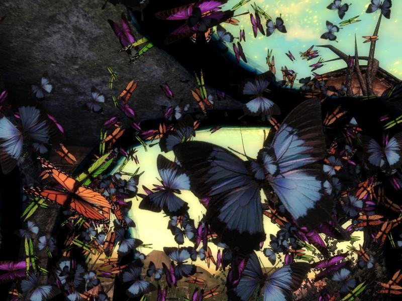 SI - Butterflies 2 by Psycho-Pheonix