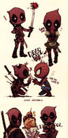 Deadpool/Spidey