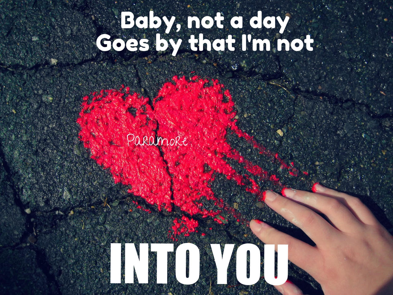 paramore quotes still into you - photo #16