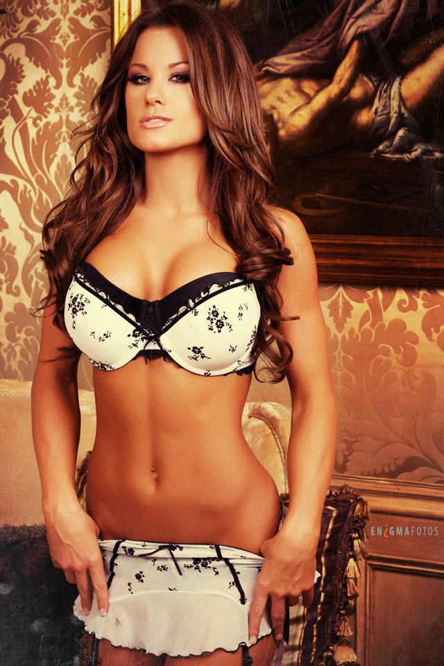 Brooke Adams aka Miss Tessmacher by Enigma-Fotos