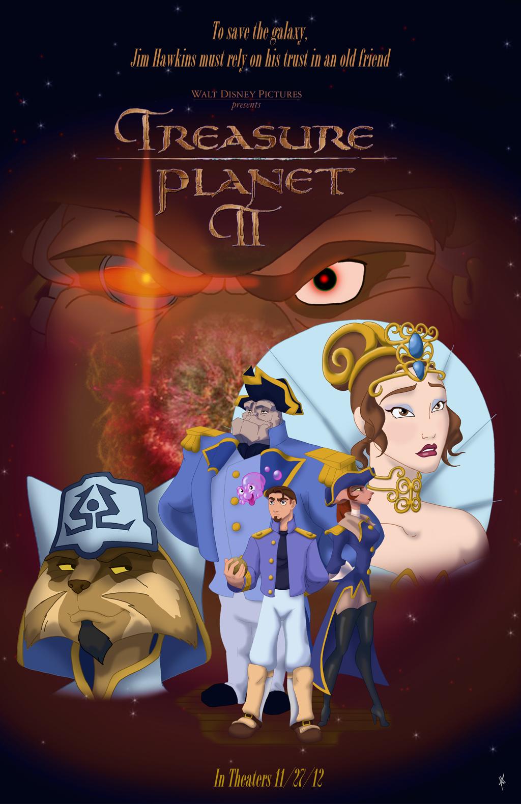 Treasure Planet 2 by DisneyFan-01 on DeviantArt