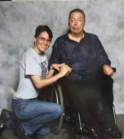 Tim Curry at Megacon