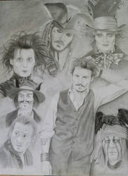 The Legend of Johnny Depp