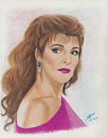 Star Trek-Counsellor DeAnna Troi by DisneyFan-01