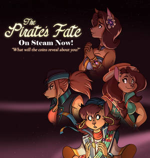 The Pirate's Fate has Launched on Steam!