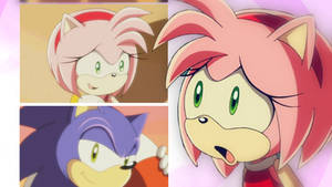 Sonamy: Please don't go Sonic..