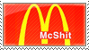 McShit Stamp by LiveToCode