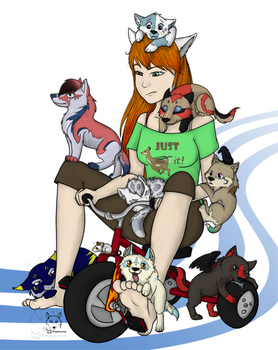 Tricycle Powaa