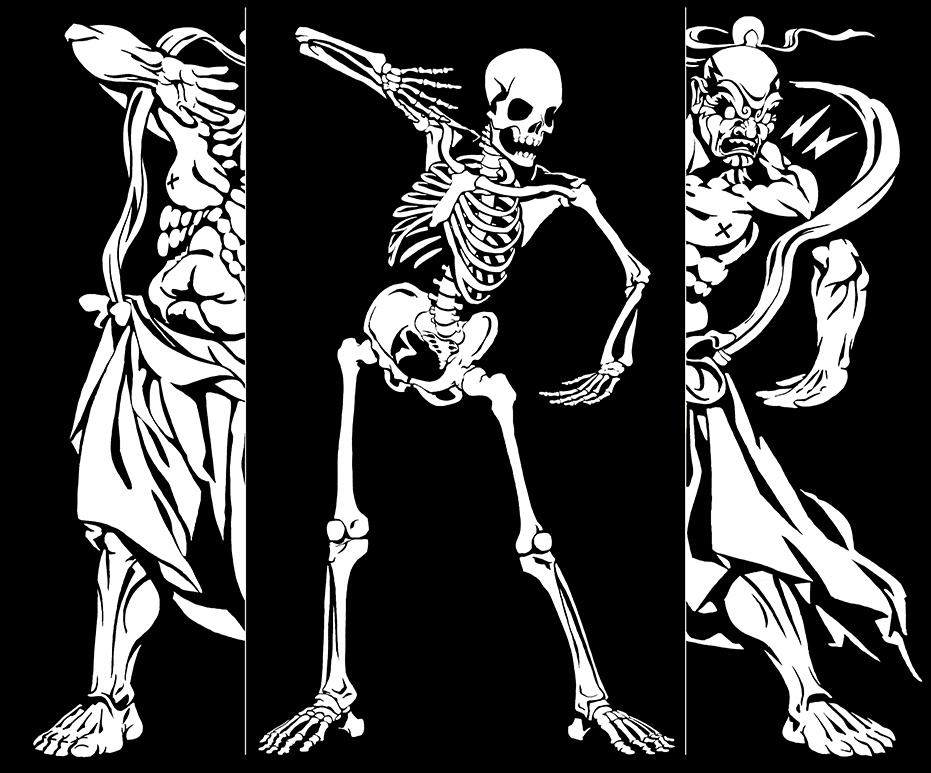 Nio / Skeleton by NIW
