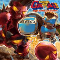 Go! GO! Gattai! by NIW