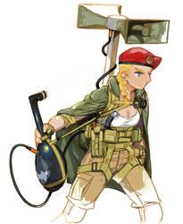 Aaralyn Wren: The Tactical Bard