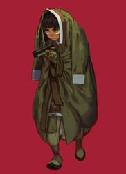 Combat Hanbok: Jang-Ot