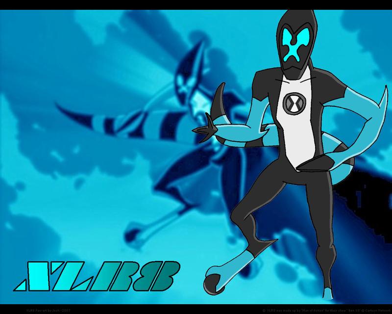 Ben 10 -XLR8 by Cyborgchimp