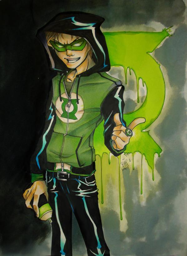 Green Art After Teen Art 93