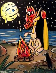 Bunny Beach Of Dreams