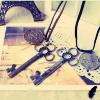 Vintage Keys by summereque