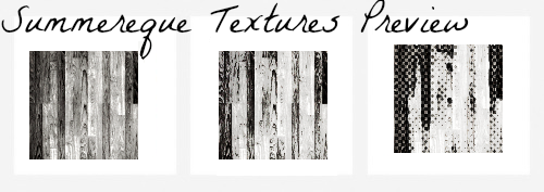 Texture Previews #2 By Summereque by summereque