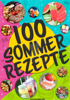 100 summer recipes / Cookbook