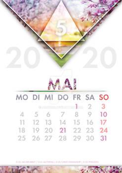 [GER] Kalender Mai / [ENG] Calendar May