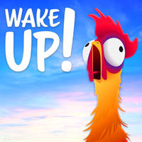 WAKE UP! HEI HEI - VAIANA / MOANA
