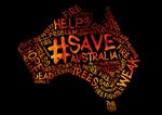 #SAVEAUSTRALIA (FIRE 1/2)