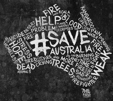 #SAVEAUSTRALIA (ASH 2/2)