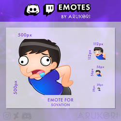 MOCK - TWITCH / DISCORD VECTOR EMOTE