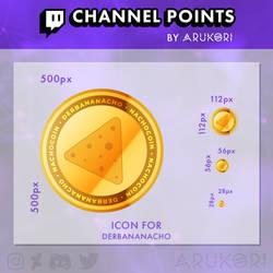 NACHOCOIN - Twitch Channel Points