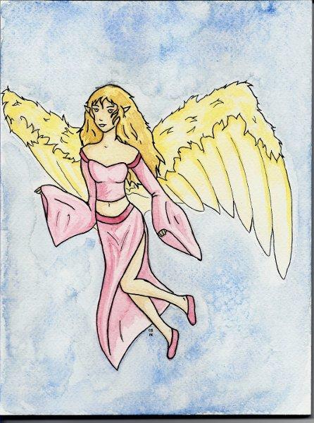Elyra Version 2009 by Arwen-l-elfe