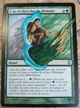 MTG Alter : Search for tomorrow