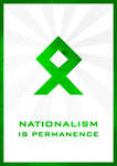 Nationalism is Permanence