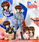 HTMR: Chile bicentenary