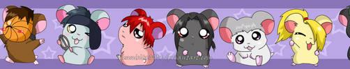 Akatsuki:Ham-Ham style :3 by nennisita1234
