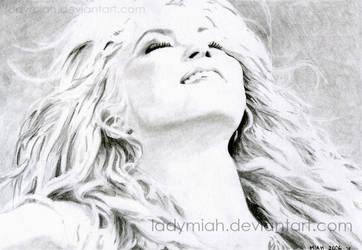 Shakira by LadyMiah